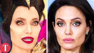 Maleficent Actress Angelina Jolie Isn