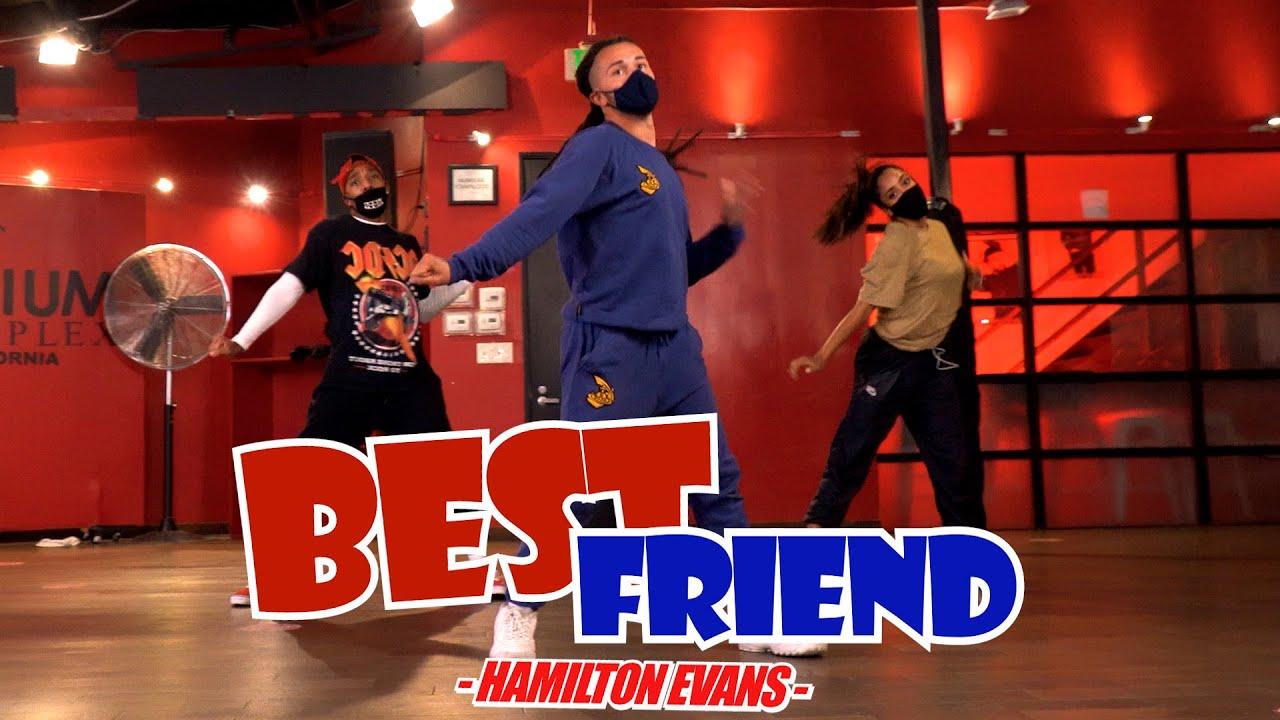 Saweetie - Best Friend (feat. Doja Cat)   Hamilton Evans Choreography