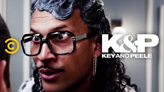 When Your Weird Landlord Shows Up Unannounced - Key & Peele