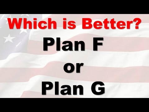Which is better: Plan F or Plan G Medicare Supplement?