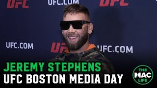 """Jeremy Stephens would move up in weight for BMF title: """"Get me in that motherf*****"""" 
