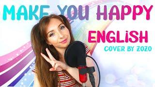 NiziU - Make You Happy | ENGLISH COVER
