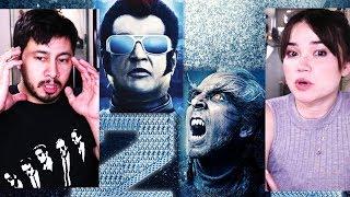 Making of 2.0 VFX Featurette | Rajinikanth | Akshay Kumar | Reaction!