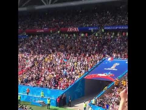 Australia 1-1 France |Australia penalty goal