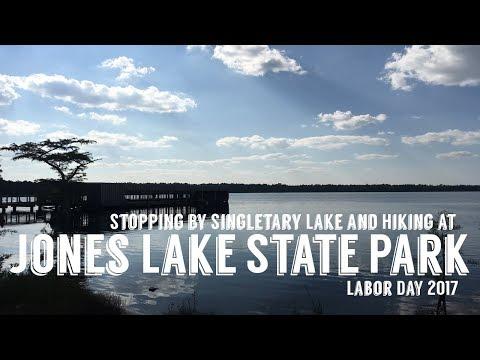Jones Lake State Park | Singletary Lake State Park | Wandering Around In Wonder