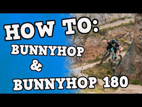 HOW TO: BUNNYHOP & BUNNYHOP 180!