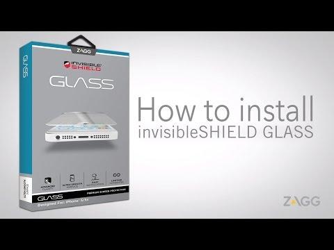 InvisibleShield Glass - Phone Installation Walkthrough