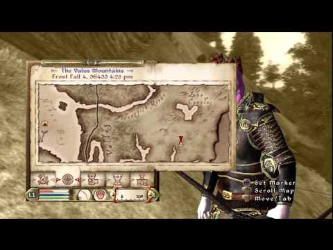 Let's Play Oblivion #34 Lots of Traveling
