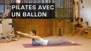 Pilates Master Class - Pilates avec un ballon