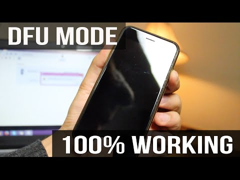 How to Get out of DFU Mode/ Black Screen without Restore iPhone/iPad and iPod Touch