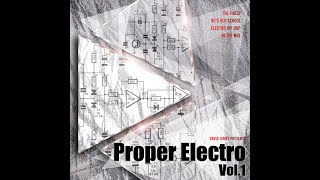 Proper Electro Vol.1 - Old School Hip Hop Electro Funk - DJ Mix - Back to the 80's