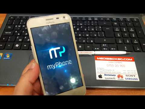 MyPhone Fun 5 Remove Google Account/Bypass FRP