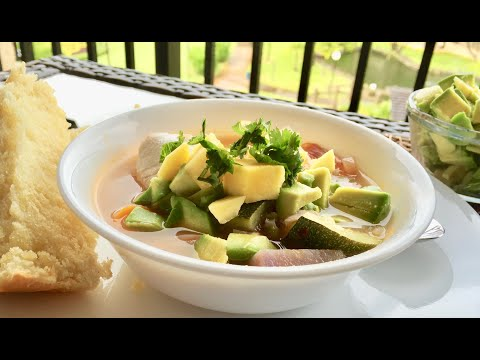Portuguese Fish Stew Recipe | Molé Mama on Maui