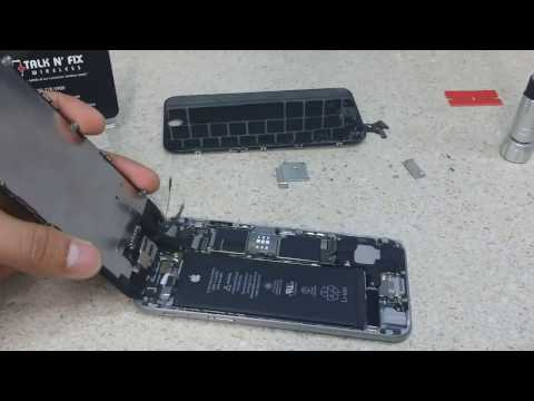 iPhone 6 cracked LCD repair | Passaic NJ