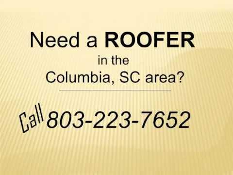 Roofers Columbia SC (803) 223-7652