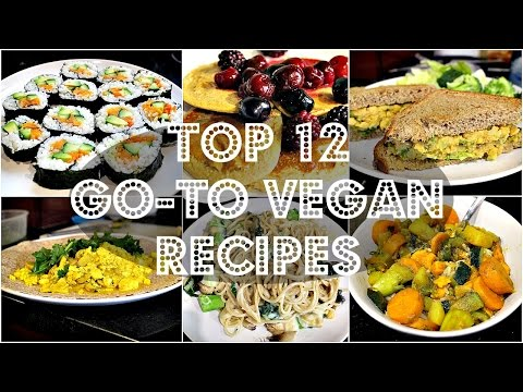 TOP 12 FAVOURITE CHEAP VEGAN RECIPES #VEGANUARY   Cheap Lazy Vegan
