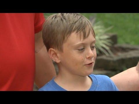 Restraining order filed against third grader