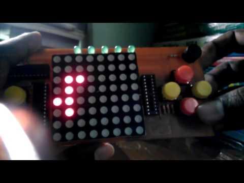 Arduino Game Console