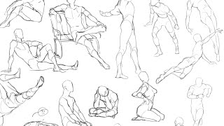 Speedsketch - Poses