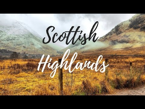 Highlands of Scotland with PlacePass
