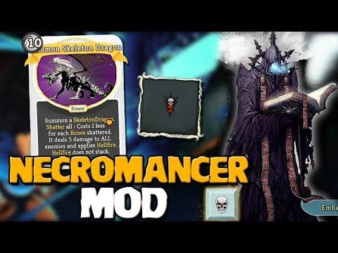 Slay The Spire - Necromancer Mod   Blackhole Relic Breaks