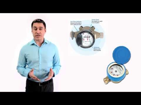 Water Meters - Saving water and money on your monthly water bill