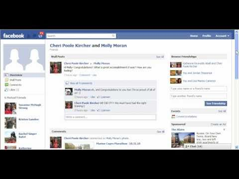 How To: Facebook Friendship Pages
