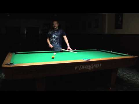 How to Bank a Pool Ball