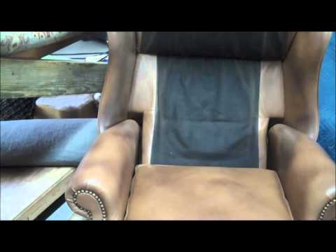 Platinum Care / All County Leather | Recliner Conversion, Repair and Color Change