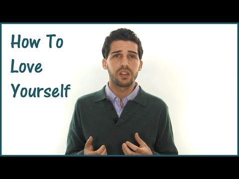 How To Love Yourself... Unconditionally & Permanently