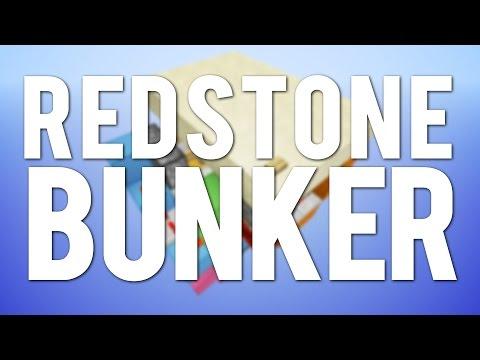 Minecraft: The Underground Redstone Bunker