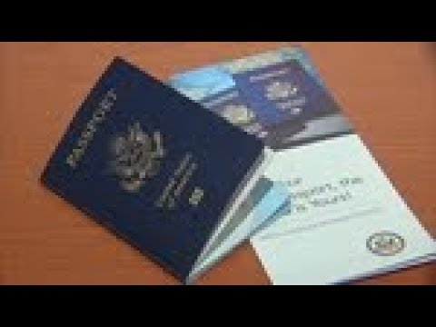 Puerto Rico passport issues remain after Hurricane Maria
