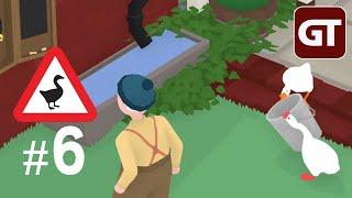 Untitled Goose Game im KOOP #6 - Eimer um die ganze Welt