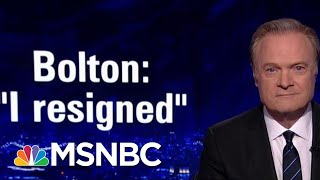 Intel Chair Schiff: Bolton Should Have Never Been National Security Advisor | The Last Word | MSNBC