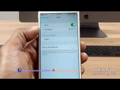 How to ViewPassword Wifi On IOS No Jailbreak