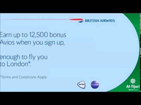 The New CBK British Airways Cards