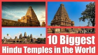 10 Biggest Hindu Temples in the World | Simbly Chumma