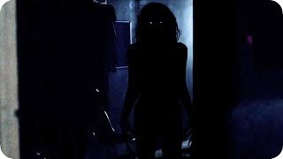LIGHTS OUT Film Clips & Trailer (2016) Horror Movie