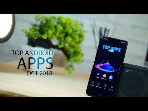 Top 7 Best Free Android Apps - October (2018)