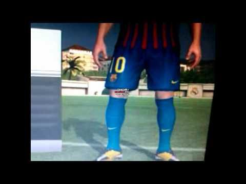 Fifa 12 create a player PC DEMO