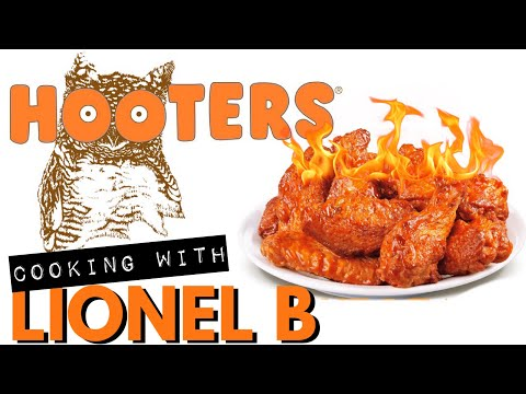 HOW TO MAKE HOOTERS STYLE HOT WINGS | BEAUTY AND THE BEARD