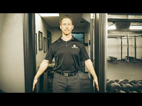 Rotator Cuff Activation Exercise with Dr. Dan