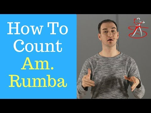 How To Count American Rumba Steps