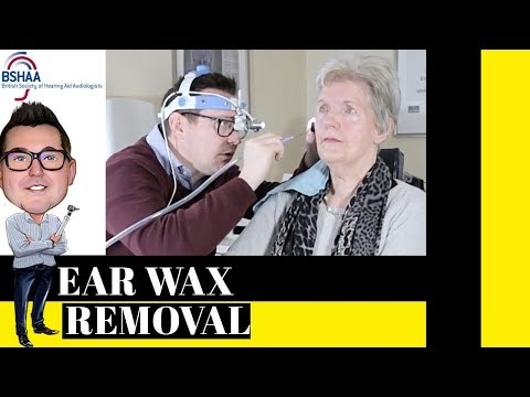 Ear wax Removal in Northern Ireland | Thompson Hearing Services