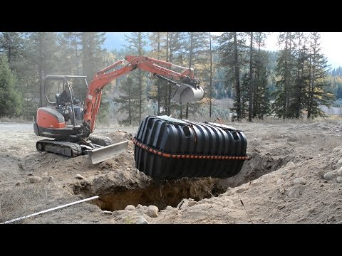 Why We Had a Septic System Installed ASAP & Are Permits BS?