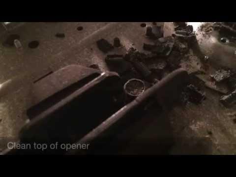 Garage Opener Belt Repair