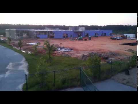 CCTC Construction Timelapse Video June 23-30, 2017