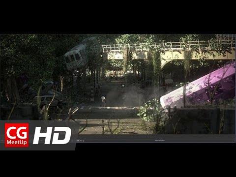 FUSION 102 CC, Mask, Track and Random Stuff by Alf Lovvold   CGI Tutorial HD   CGMeetup