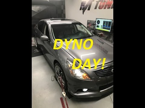 G37 Budget Build Part 4 - The Dyno Tune
