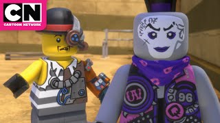 Prison Break | Ninjago | Cartoon Network